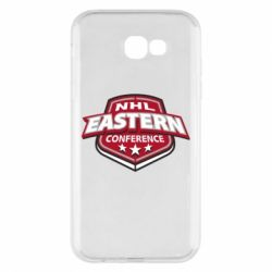 Чехол для Samsung A7 2017 NHL Eastern Conference - FatLine