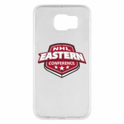 Чехол для Samsung S6 NHL Eastern Conference - FatLine