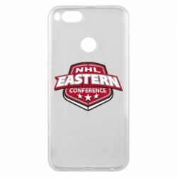 Чехол для Xiaomi Mi A1 NHL Eastern Conference - FatLine
