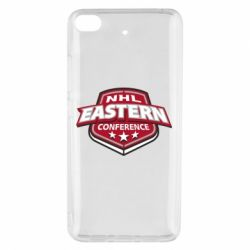 Чехол для Xiaomi Mi 5s NHL Eastern Conference - FatLine
