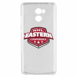 Чехол для Xiaomi Redmi 4 NHL Eastern Conference - FatLine