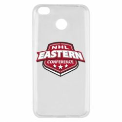 Чехол для Xiaomi Redmi 4x NHL Eastern Conference - FatLine