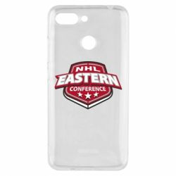 Чехол для Xiaomi Redmi 6 NHL Eastern Conference - FatLine