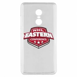 Чехол для Xiaomi Redmi Note 4x NHL Eastern Conference - FatLine