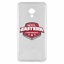Чехол для Meizu M5 NHL Eastern Conference - FatLine