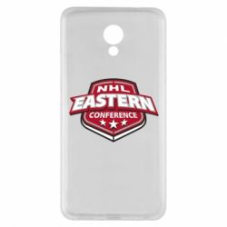 Чехол для Meizu M5 Note NHL Eastern Conference - FatLine