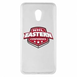 Чехол для Meizu Pro 6 Plus NHL Eastern Conference - FatLine