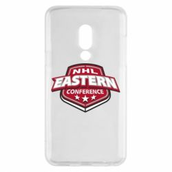 Чехол для Meizu 15 NHL Eastern Conference - FatLine