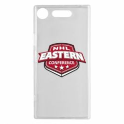 Чехол для Sony Xperia XZ1 NHL Eastern Conference - FatLine