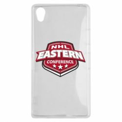 Чехол для Sony Xperia Z1 NHL Eastern Conference - FatLine