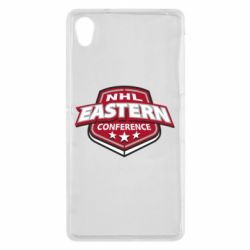 Чехол для Sony Xperia Z2 NHL Eastern Conference - FatLine