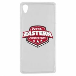 Чехол для Sony Xperia Z3 NHL Eastern Conference - FatLine