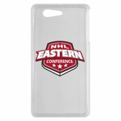 Чехол для Sony Xperia Z3 mini NHL Eastern Conference - FatLine