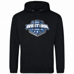 Мужская толстовка NHL Western Conference - FatLine