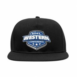 Снепбек NHL Western Conference - FatLine