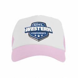 Детская кепка-тракер NHL Western Conference