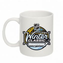 Кружка 320ml NHL Winter Classic - FatLine