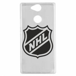 Чехол для Sony Xperia XA2 NHL - FatLine