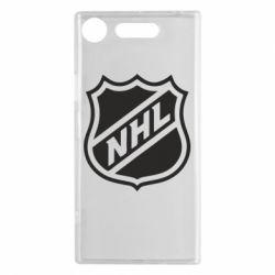 Чехол для Sony Xperia XZ1 NHL - FatLine