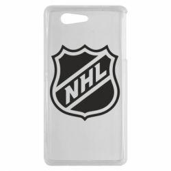 Чехол для Sony Xperia Z3 mini NHL - FatLine