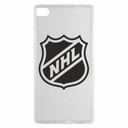 Чехол для Huawei P8 NHL - FatLine