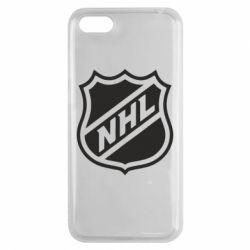 Чехол для Huawei Y5 2018 NHL - FatLine