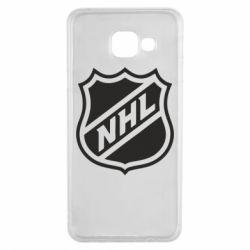 Чехол для Samsung A3 2016 NHL - FatLine