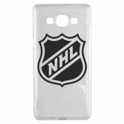 Чехол для Samsung A5 2015 NHL - FatLine