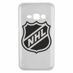 Чехол для Samsung J1 2016 NHL - FatLine