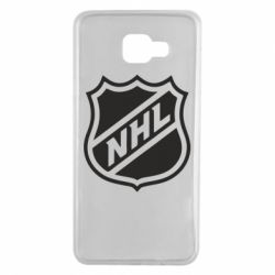 Чехол для Samsung A7 2016 NHL - FatLine