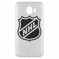 Чехол для Samsung J4 NHL - FatLine