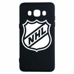 Чехол для Samsung J5 2016 NHL - FatLine