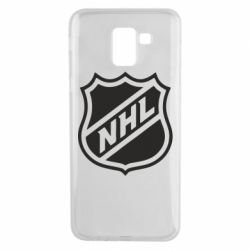 Чехол для Samsung J6 NHL - FatLine