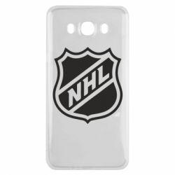 Чехол для Samsung J7 2016 NHL - FatLine