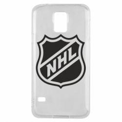 Чехол для Samsung S5 NHL - FatLine