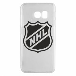 Чехол для Samsung S6 EDGE NHL