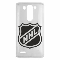 Чехол для LG G3 mini/G3s NHL - FatLine