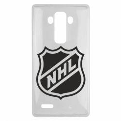 Чехол для LG G4 NHL - FatLine