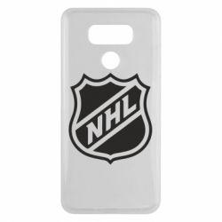 Чехол для LG G6 NHL - FatLine