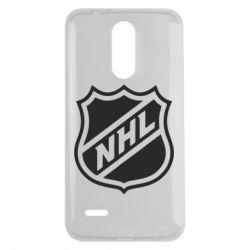 Чехол для LG K7 2017 NHL - FatLine