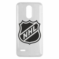 Чехол для LG K8 2017 NHL - FatLine