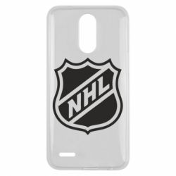 Чехол для LG K10 2017 NHL - FatLine