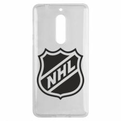 Чехол для Nokia 5 NHL - FatLine