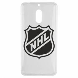 Чехол для Nokia 6 NHL - FatLine