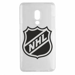 Чехол для Meizu 15 Plus NHL - FatLine