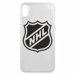 Чехол для iPhone Xs Max NHL