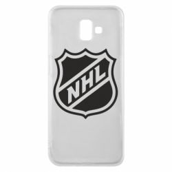 Чехол для Samsung J6 Plus 2018 NHL