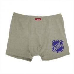 Мужские трусы NHL - FatLine