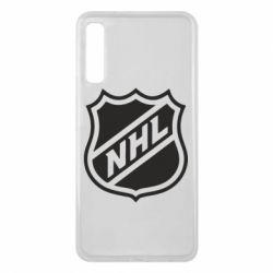 Чехол для Samsung A7 2018 NHL - FatLine