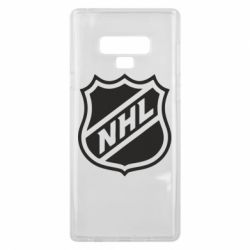 Чехол для Samsung Note 9 NHL